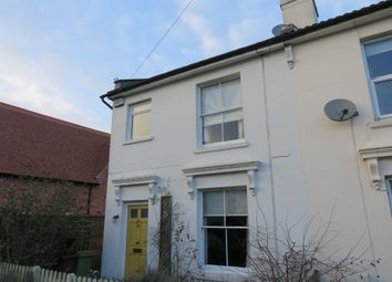 Thumbnail 3 bed end terrace house for sale in Newcomen Road, Tunbridge Wells