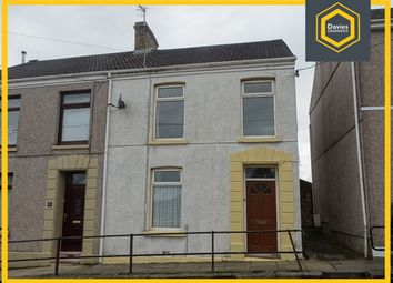 Thumbnail 2 bed semi-detached house to rent in Stepney Road, Burry Port
