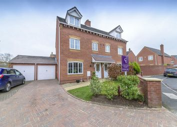 Thumbnail 4 bed semi-detached house for sale in Dulwich Grange, Bratton, Telford, Shropshire