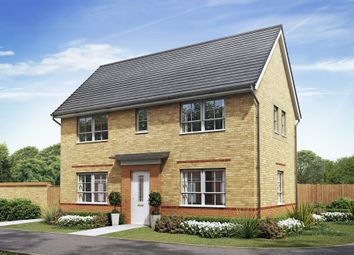 "Thumbnail 3 bedroom detached house for sale in ""Ennerdale"" at Tregwilym Road, Rogerstone, Newport"