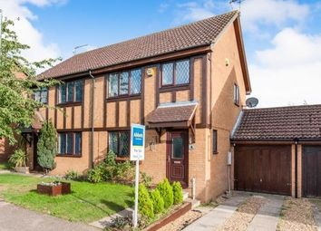 Thumbnail 3 bedroom semi-detached house for sale in Lakenheath, Brandon, Suffolk