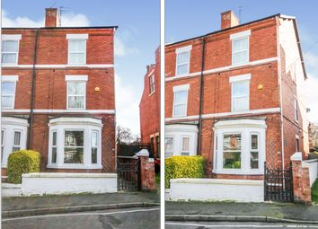 Thumbnail 4 bed semi-detached house for sale in Basford Road, Nottingham