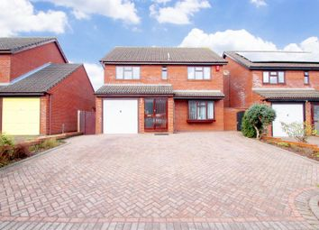 Thumbnail 4 bed detached house for sale in The Kintyre, Walsgrave, Coventry