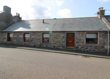 Thumbnail 4 bed semi-detached house for sale in South Castle Street, Cullen, Buckie
