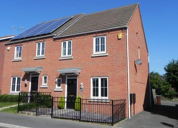 Thumbnail 3 bed semi-detached house to rent in Crossland Street, Nottingham