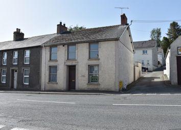 Thumbnail 3 bed end terrace house for sale in Teglan, Graig Street, Newcastle Emlyn