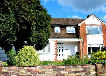 Thumbnail 4 bed detached house to rent in Meadway, Beckenham