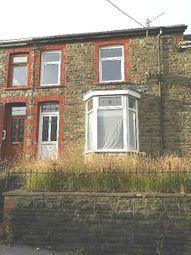 Thumbnail 4 bed terraced house for sale in Church Street, Maesteg