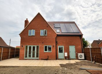 Thumbnail 4 bedroom barn conversion to rent in Cook Road, Holme Hale, Thetford