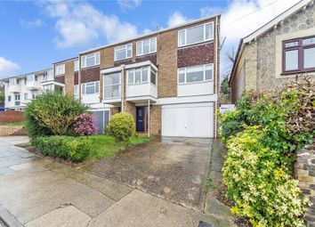 Spring Grove, Gravesend DA12. 4 bed semi-detached house