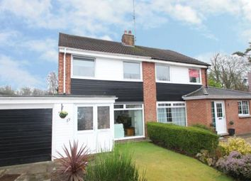 Thumbnail 3 bed semi-detached house for sale in Woodyett Road, Busby, East Renfrewshire