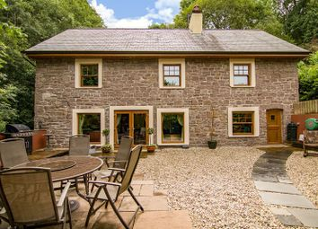 Thumbnail 4 bed detached house for sale in Lower Station Road, Clydach, Abergavenny