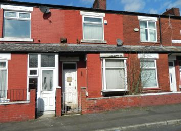 Thumbnail 2 bedroom terraced house for sale in Kenyon Street, Abbey Hey, Manchester