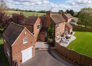 Thumbnail 4 bed detached house for sale in Snitterfield Street, Hampton Lucy, Warwick, Warwickshire