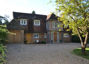 Thumbnail 5 bed detached house for sale in Pilgrims Way, Guildford