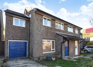 Thumbnail 4 bed semi-detached house for sale in Marston, Oxford