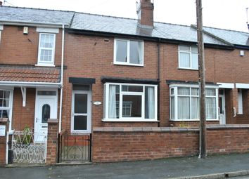 Thumbnail 2 bed terraced house for sale in Cecil Avenue, Warmsworth, Doncaster