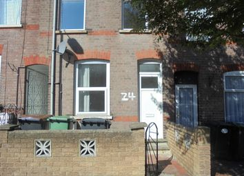 2 bed terraced house to rent in Ferndale Road, Luton LU1