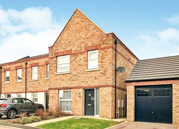 Thumbnail 3 bed semi-detached house for sale in Bridegroom Street, Market Harborough
