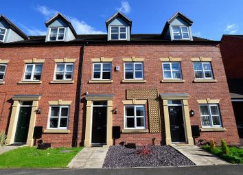 Thumbnail 3 bed terraced house for sale in Blakeholme Court, Burton-On-Trent