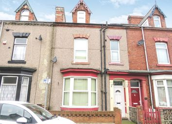 Thumbnail 5 bed terraced house for sale in Mitchell Street, Hartlepool