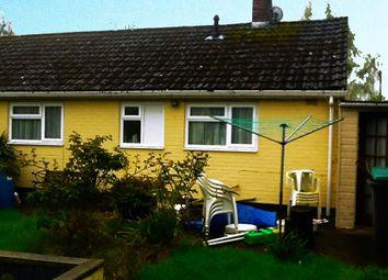 Thumbnail 2 bed semi-detached bungalow for sale in Hill Park, Ellesmere, Shropshire