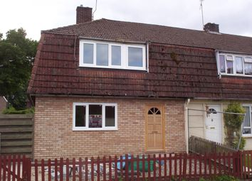 Thumbnail 3 bed end terrace house to rent in Elizabeth Road, Suffolk