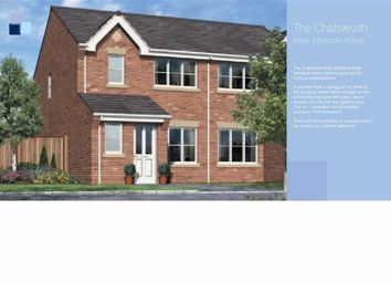 Thumbnail 3 bed semi-detached house for sale in Swanlow Fields, Winsford, Cheshire