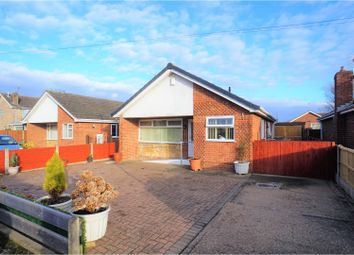 Thumbnail 3 bed detached bungalow for sale in Pine Close, Lincoln