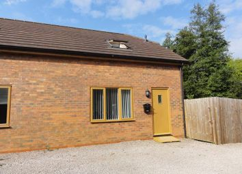 Thumbnail 2 bed end terrace house to rent in 7 Moor Court, Bromyard Road, Worcester, Herefordshire