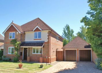 Thumbnail 4 bed detached house to rent in Dalby Close, Hurst, Reading