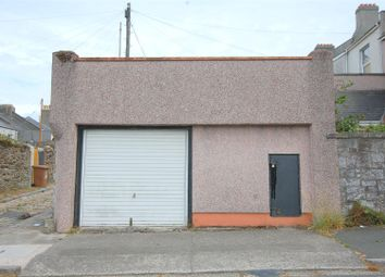 Thumbnail Parking/garage for sale in Haddington Road, Stoke, Plymouth