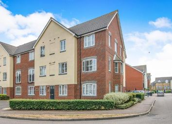 Thumbnail 2 bed flat for sale in Covesfield, Gravesend, Kent, England