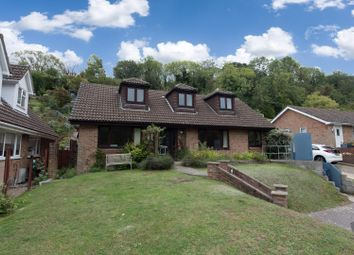 Thumbnail 5 bedroom detached house for sale in Hazeldown Close, River, Dover