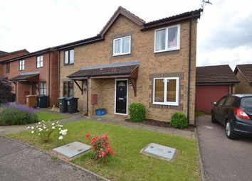 Thumbnail 3 bed semi-detached house for sale in Dukes Ride, Bishop's Stortford