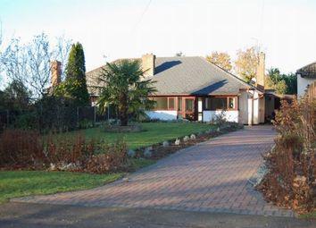 Thumbnail 3 bed semi-detached bungalow for sale in Coton Road, Guilsborough, Northampton
