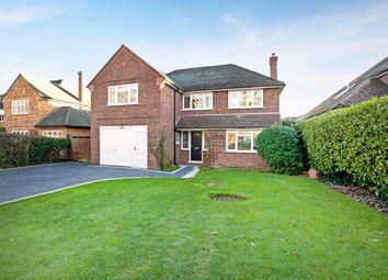 Thumbnail 4 bed detached house to rent in Altwood Drive, Maidenhead