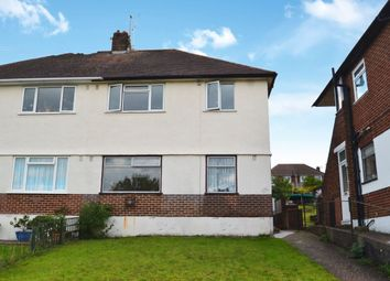 Thumbnail 2 bed flat to rent in Vale Drive, Davis Estate, Chatham