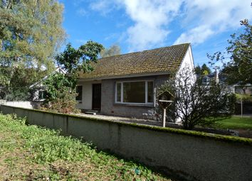 Thumbnail 2 bed bungalow for sale in Lynwood, High Street, Grantown On Spey