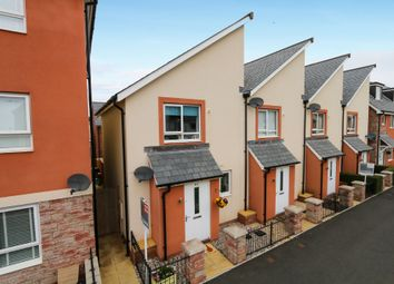 Thumbnail 2 bed end terrace house for sale in Younghayes Road, Cranbrook, Exeter