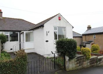 Thumbnail 2 bed semi-detached bungalow for sale in 4 John Street, Matlock