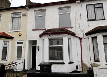 Thumbnail 3 bed terraced house to rent in Pemdevon Road, Croydon