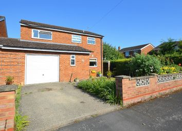 Thumbnail 4 bed detached house to rent in Lark End, Buckden, St. Neots
