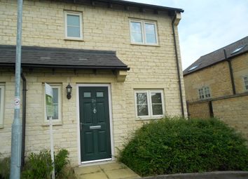 Thumbnail 3 bed end terrace house to rent in Thistleton Lane, South Witham