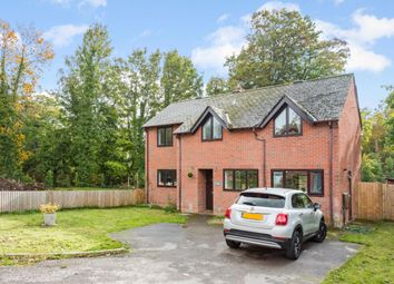 Thumbnail 4 bed detached house to rent in Winton Close, Winchester