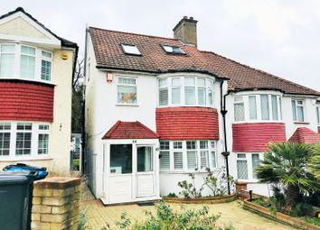 Thumbnail 1 bed semi-detached house for sale in Bigginwood Road, London