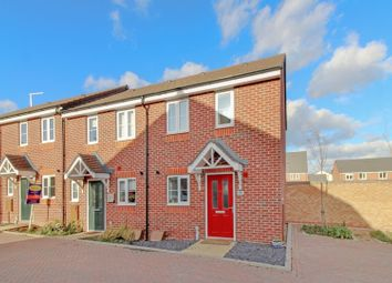 Thumbnail 2 bed end terrace house for sale in Saxon Drive, Newport