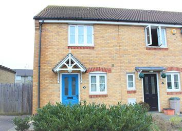 Thumbnail 2 bedroom end terrace house for sale in Horsham Road, Swindon