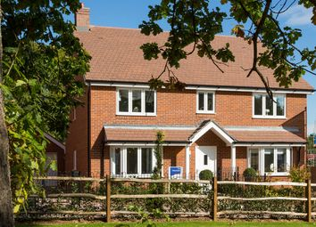"Thumbnail 5 bedroom detached house for sale in ""The Winchester"" at Bridge Road, Bursledon, Southampton"