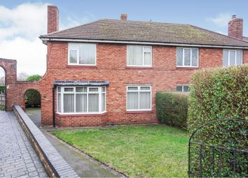 3 bed semi-detached house for sale in Churchill Road, Shenstone, Lichfield WS14